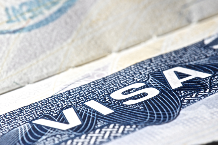 Temporary resident visa needed to land in the country as a permanent resident