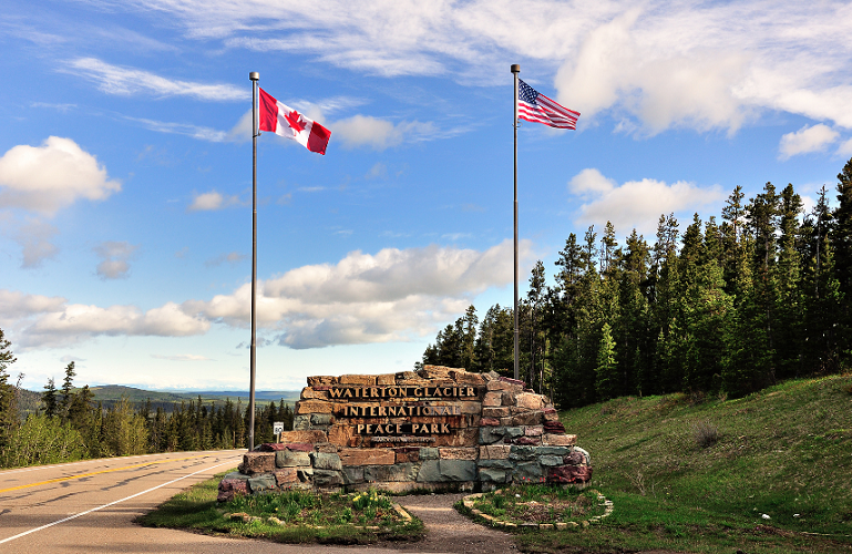 Canada – US land borders will open on November 8